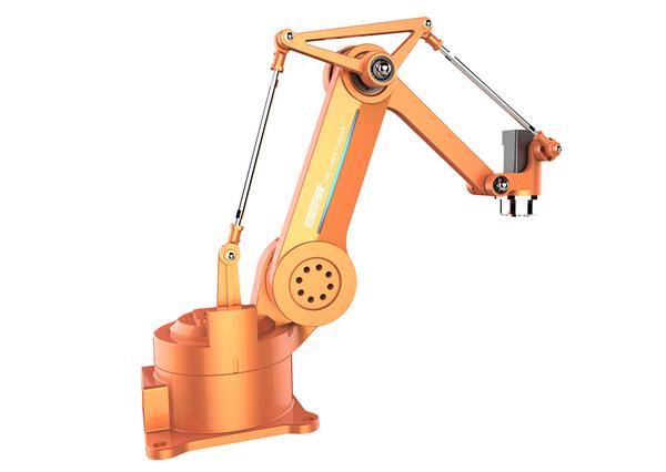 冲床用上下件机械臂设计