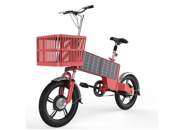 混合能源电动车设计