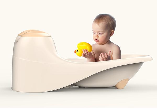 无电恒温浴盆设计