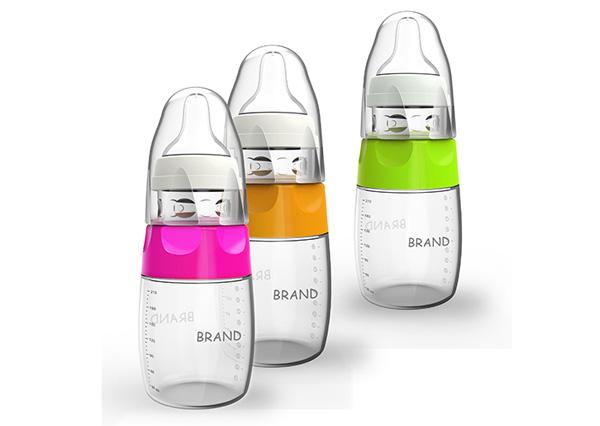 婴儿奶瓶外观设计