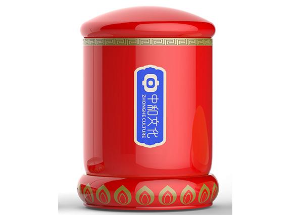 <b>中和文化茶叶罐设计</b>