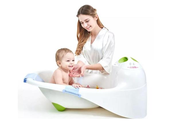 婴儿澡盆结构设计