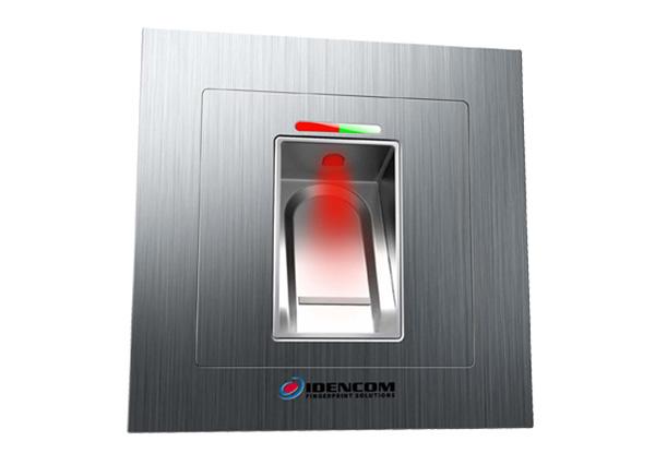 指纹门禁模块系统设计