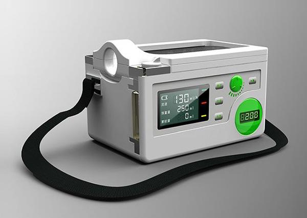 便携式输液泵外观设计