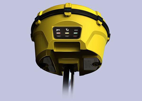 RTK测量仪器外观设计