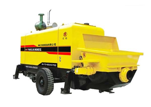 混凝土输送泵外观设计