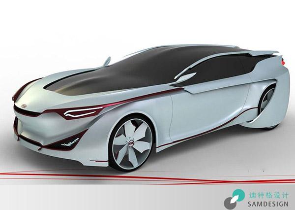 <b>起亚汽车外观设计</b>