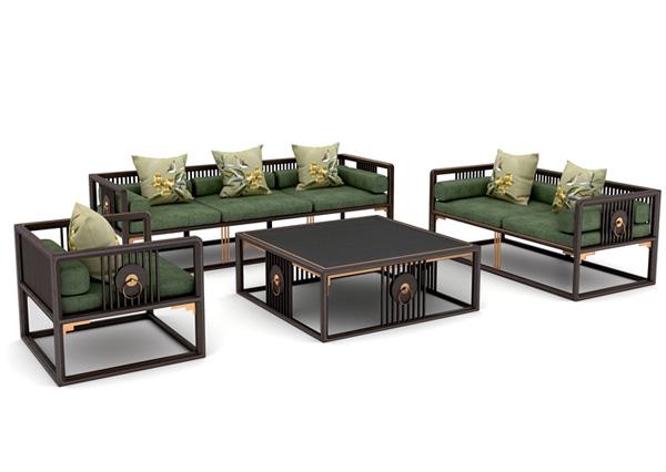 家具系列沙发套装设计